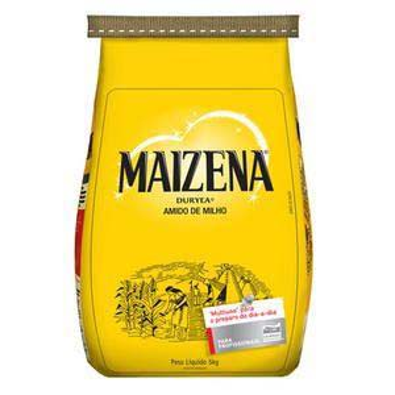 AMIDO DE MILHO MAIZENA 5 kg