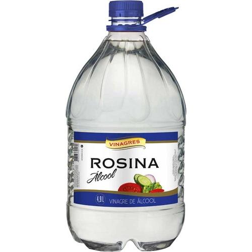 VINAGRE DE ALCOOL ROSINA 4,9 lt
