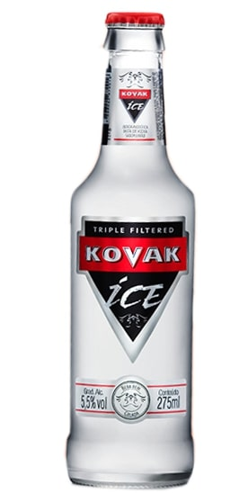VODKA KOVAK ICE LONGNECK 6X275ML
