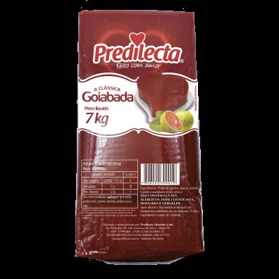 GOIABADA PREDILECTA (001) 7 KG