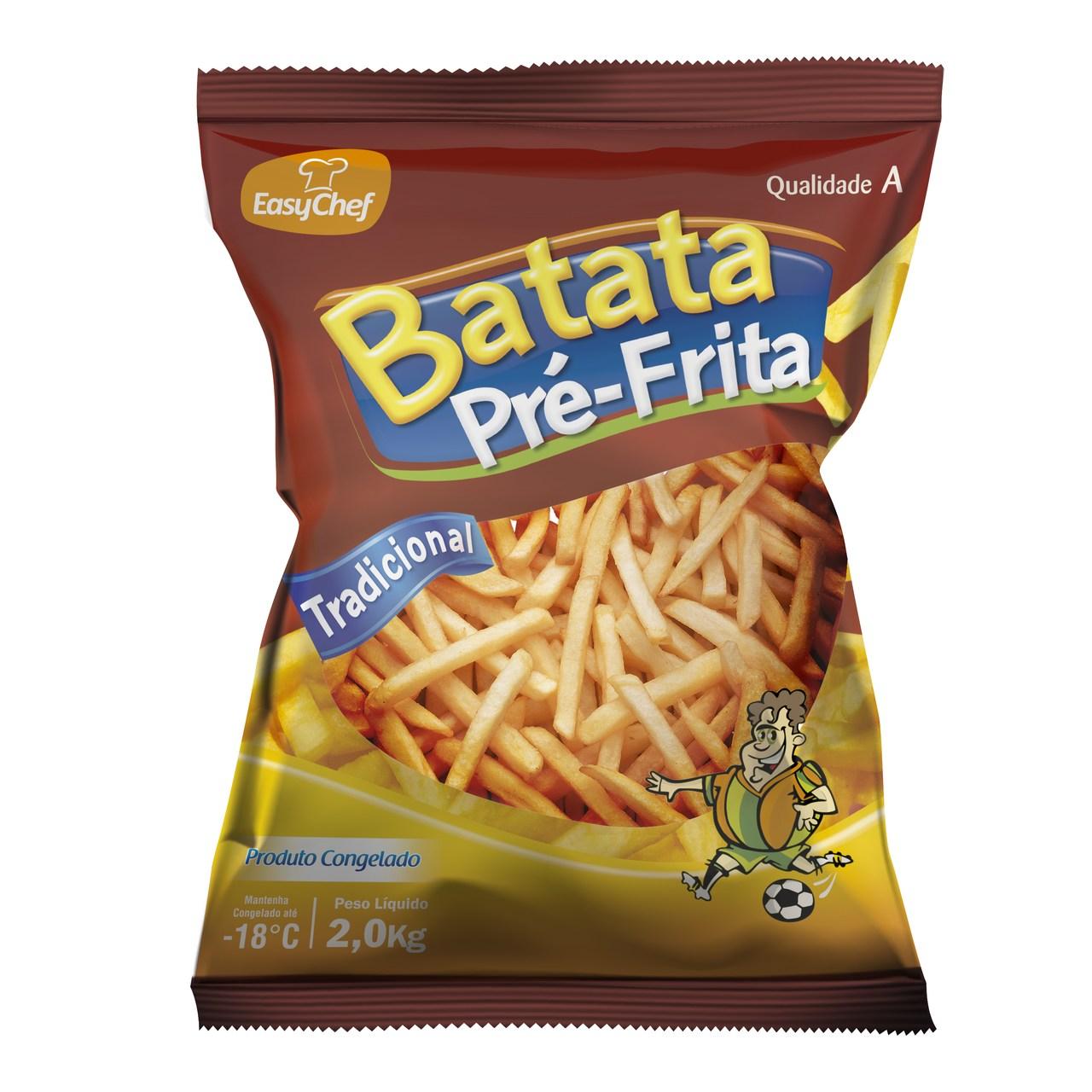 BATATA CONGELADA 9MM EASYCHEF 2 KG