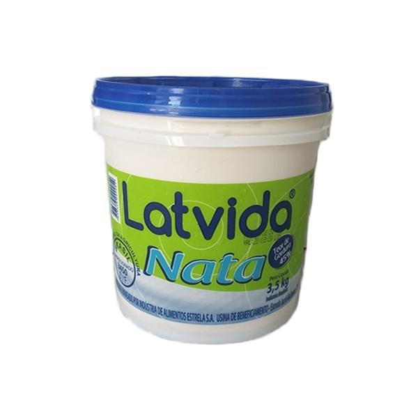 NATA LATVIDA 3,5 KG BALDE
