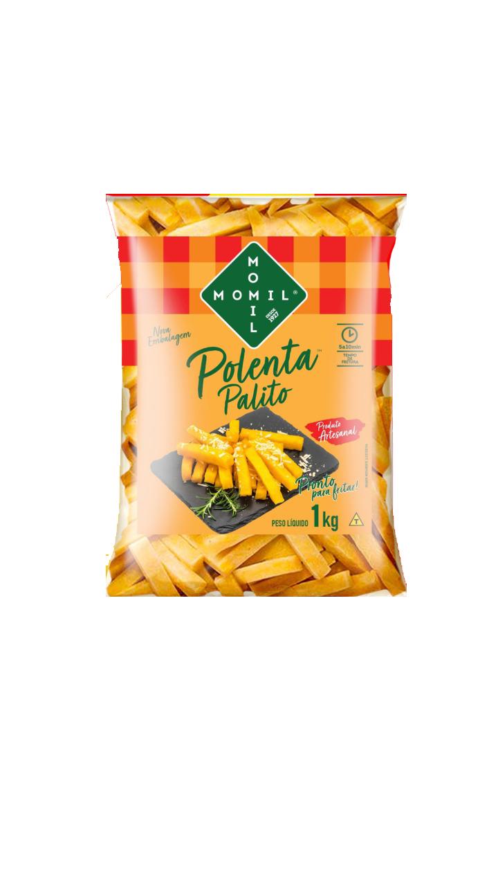 POLENTA PALITO CONGELADA MOMIL 1 KG