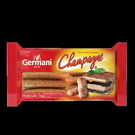 BISCOITO GERMANI CHAMPAGNE 150 G