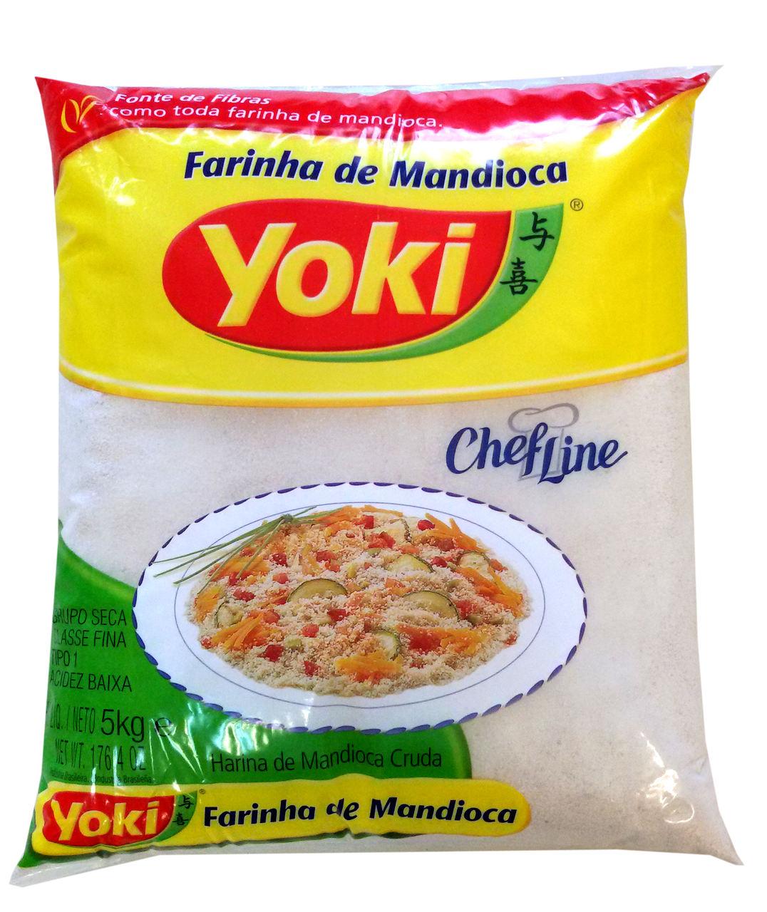 FARINHA MAND.YOKI 5 kg