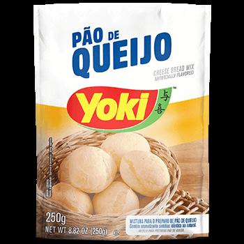 PAO DE QUEIJO YOKI 250 g