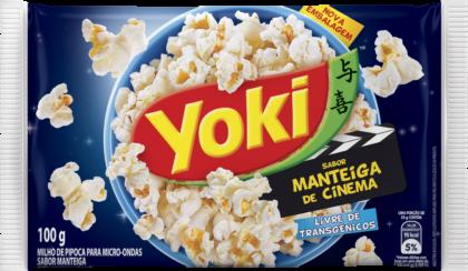 PIPOC.MICR.MANTEIGA YOKI 100 g