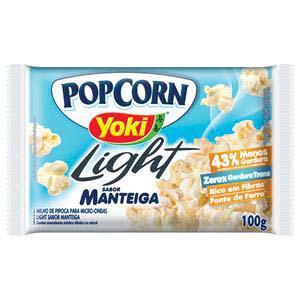 PIPOC.MICR.MANT.LIGHT YOKI 100 G
