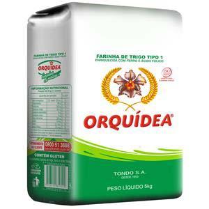 FARINHA DE TRIGO ESPECIAL ORQUIDEA 5X5 KG