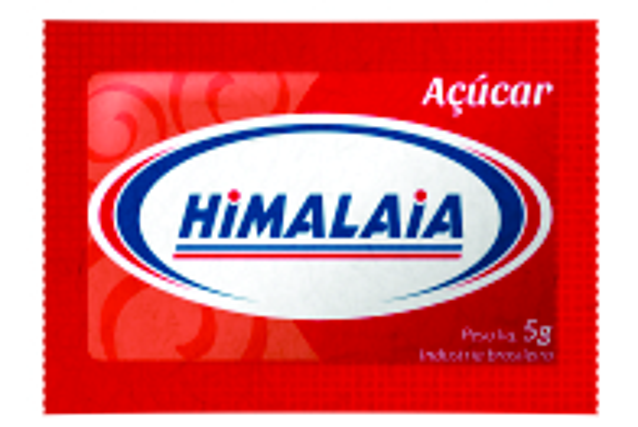 SACHÊ AÇÚCAR HIMALAIA 1000X5 G