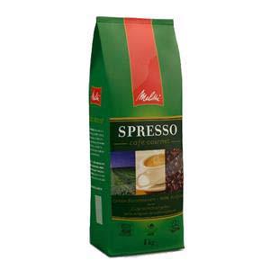 CAFE TORR.GRAO SPRES.MELITTA 1 KG