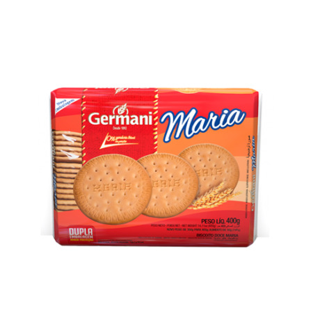 BISCOITO GERMANI MARIA 400 G