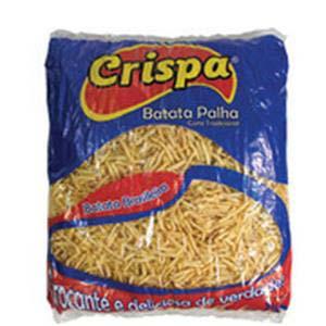 BATATA PALHA CRISPA 1,02 KG