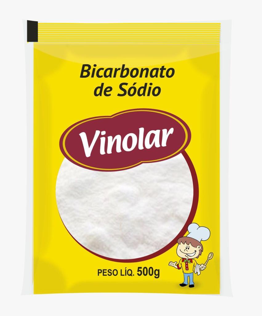 BICARBONATO DE SODIO VINOLAR 500 G