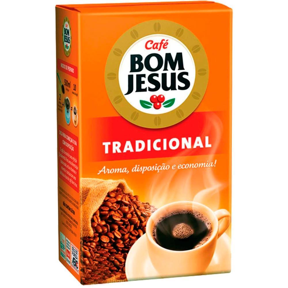 CAFE TORR.MOIDO TRAD.BOM JESUS 250 G