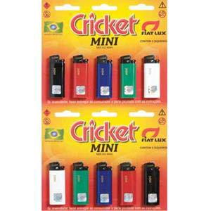 ISQUEIROS DESC.ORIG.CRICKET mini 10 un