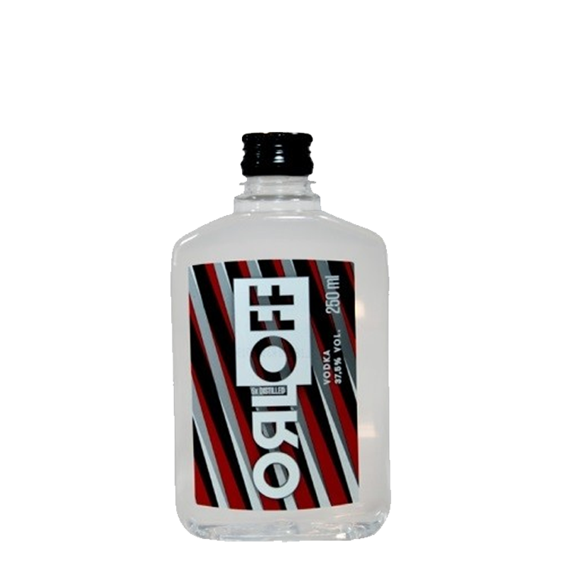 VODKA ORLOFF TRIDESTILADA 250 ML