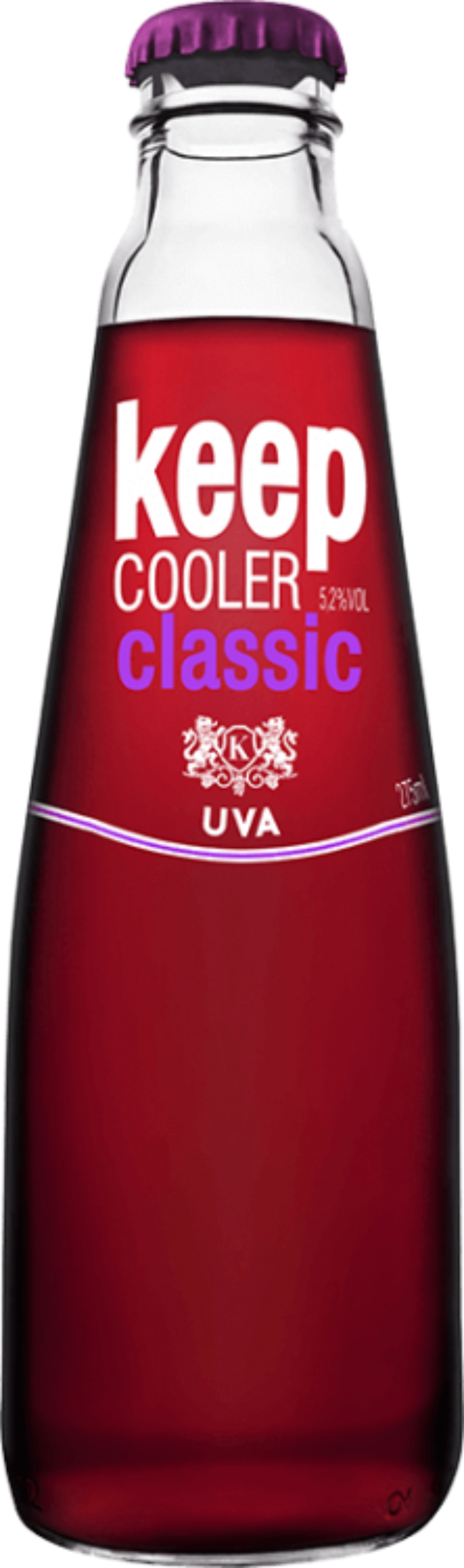 KEEP COOLER CLASSIC UVA 6X275 ML
