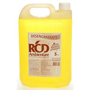 DESENGRAXANTE RCD 5 LT