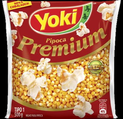 PIPOCA PREMIUM YOKI 500 g