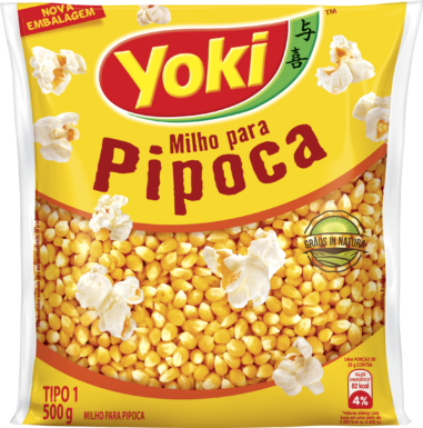 PIPOCA YOKI 500 G
