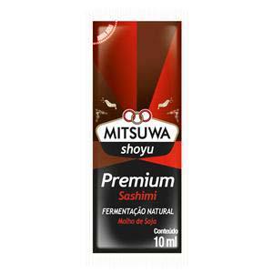 SACHE MOL.SHOYU MITSUWA PREMIUM250X10ML