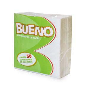 GUARDANAPO BUENO 29,5X29,5 CM 20X50 UN