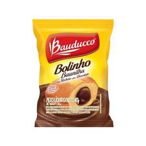 BOLINHO BAUDUC.BAUN.C/CHOCOLAT.14X40 G
