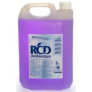 LIMPEZA MULTIUSO RCD FLORAL 5 LT