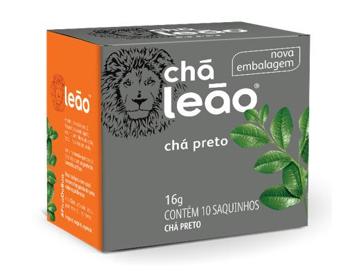 CHA LEAO PRETO 10 SQ