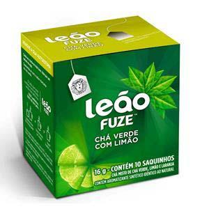 CHA LEAO VERDE LIMAO 10 SQ