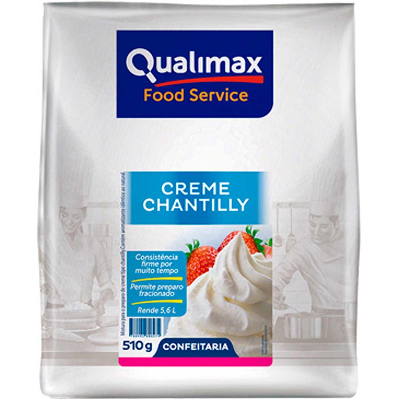 CHANTILLY PO QUALIMAX 510 G