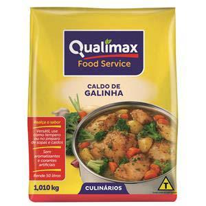 CALDO DE GALINHA QUALIMAX 1,01 KG