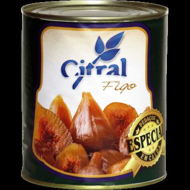FIGO EM CALDA PEDACOS CITRAL 400 G