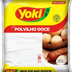 POLVILHO DOCE YOKI 500 g