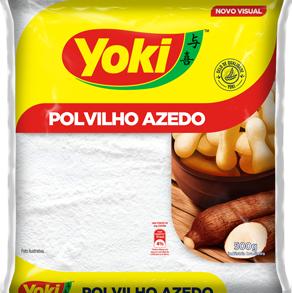 POLVILHO AZEDO YOKI 500 g