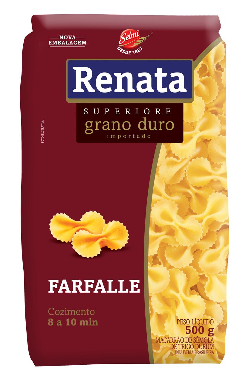 MASSA RENATA G.D.FARFALLE 500 G