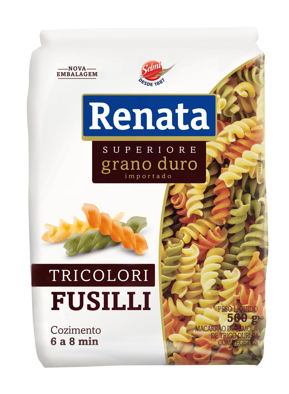 MASSA RENATA G.D.FUSIL.TRIC C/VEG 500 G