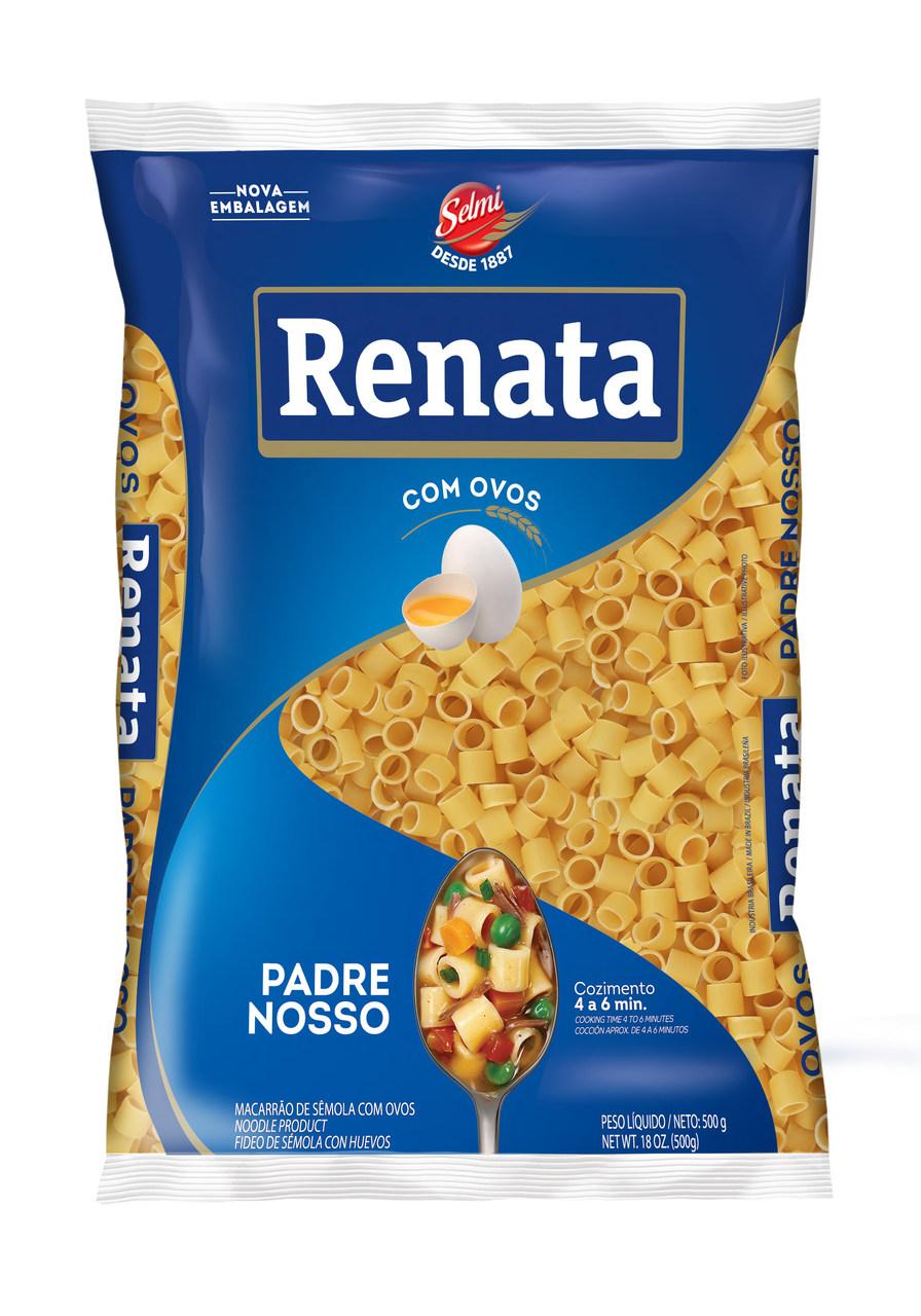 MASSA RENATA COM OVOS .PADRE NOSSO 500 G