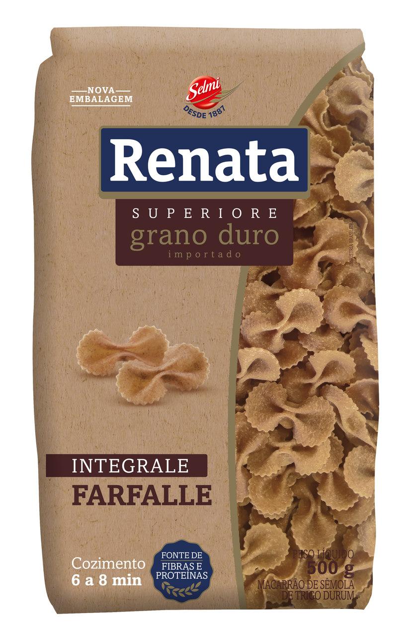 MASSA RENATA G.D.FARFALLE INTEGR 500G