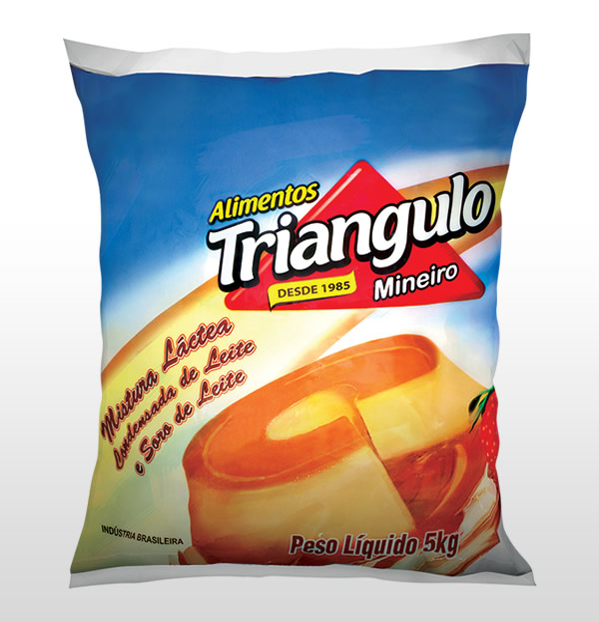 LEITE CONDEN.TRIANGULO MINEIRO BAG 5K