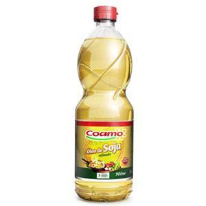 ÓLEO DE SOJA COAMO PET 20X900 ML