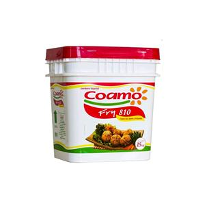 GORDURA VEGETAL COAMO FRY 810 SOJA 15 KG