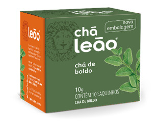 CHA LEAO BOLDO DO CHILE 10 SQ