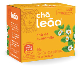 CHA LEAO CAMOMILA 10 SQ