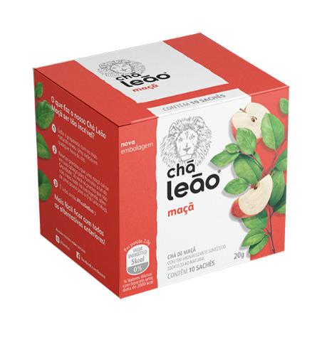 CHA LEAO MACA 10 SQ