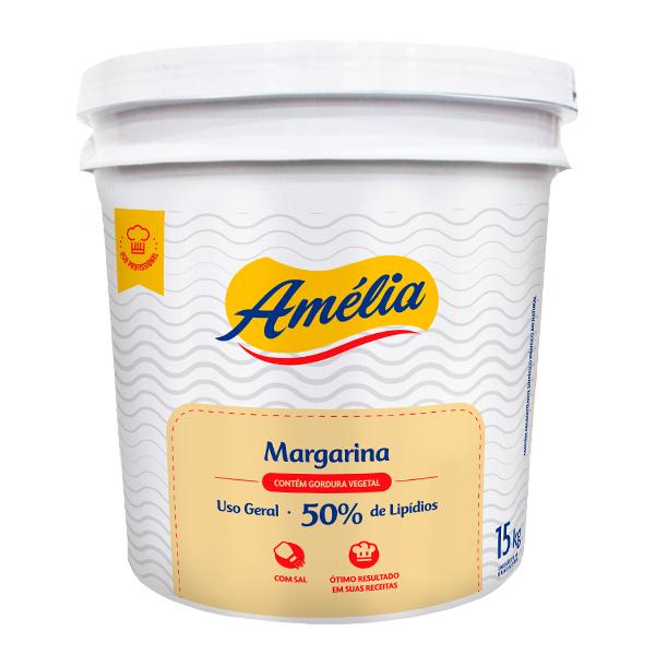 MARGARINA AMELIA 50% LIP.15 KG
