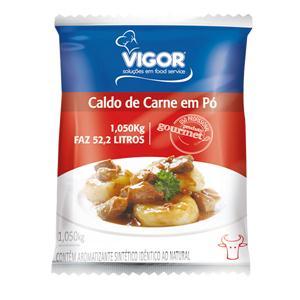 CALDO DE CARNE VIGOR 1,05 KG