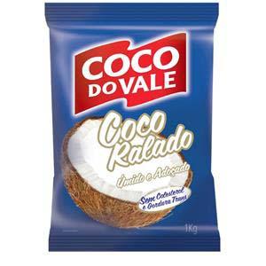 COCO RAL.UMIDO ADOCADO COCO VALE 1 KG