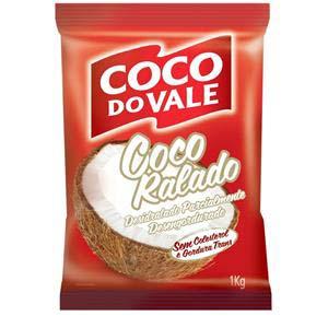COCO RAL.DESIDRATADO COCO VALE 1 KG